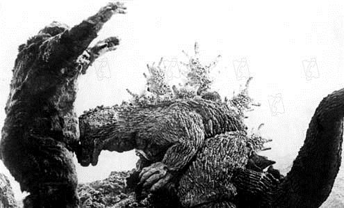 King Kong contre Godzilla : Photo Ishirô Honda