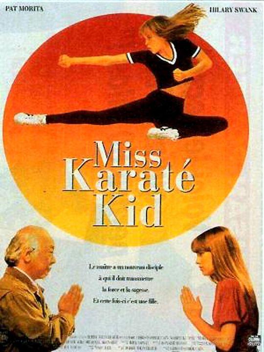 Miss Karaté Kid : affiche