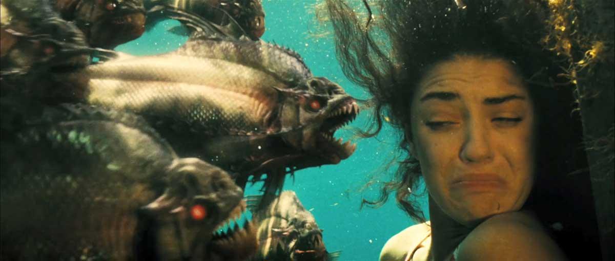Piranha 3D : Photo Jessica Szohr