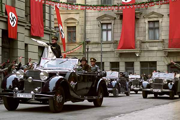 Mon Führer : Photo Dani Levy, Helge Schneider