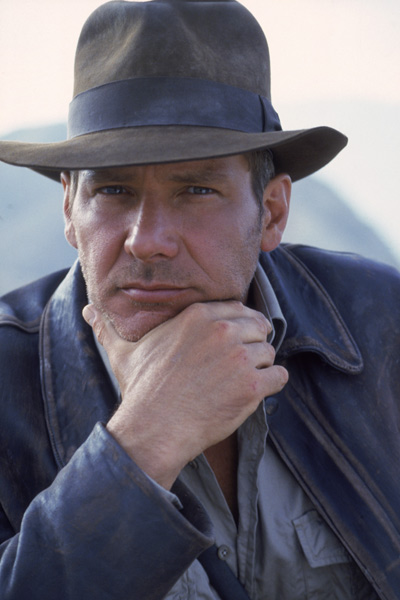 Indiana Jones et la Dernière Croisade : Photo Harrison Ford
