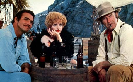 Les Aventuriers du Lucky Lady : Photo Burt Reynolds, Gene Hackman, Liza Minnelli, Stanley Donen