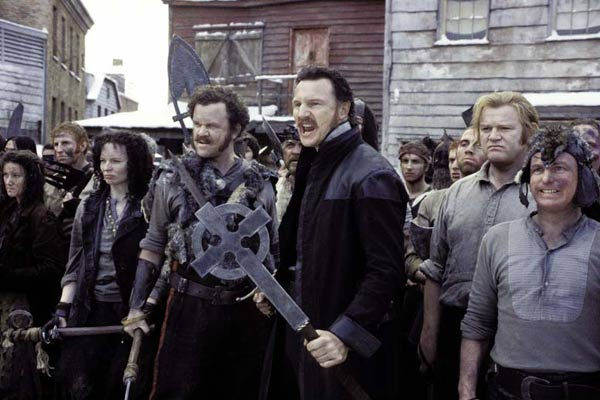 Gangs of New York : Photo Brendan Gleeson, Gary Lewis, John C. Reilly, Liam Neeson