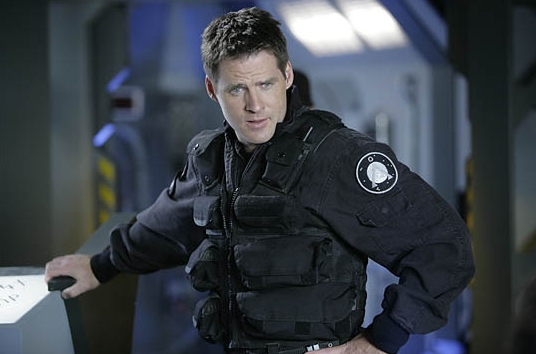 Stargate SG-1 : Photo Ben Browder