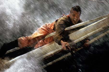 En Pleine Tempête : Photo George Clooney