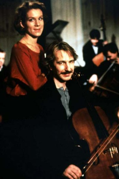 Truly, madly, deeply : Photo Alan Rickman, Anthony Minghella, Juliet Stevenson