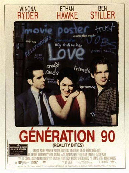 Génération 90 : Photo Ben Stiller