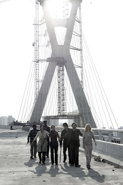 Blindness : Photo Alice Braga, Danny Glover, Julianne Moore, Mark Ruffalo