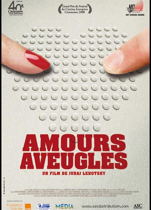Amours aveugles : Affiche Juraj Lehotský