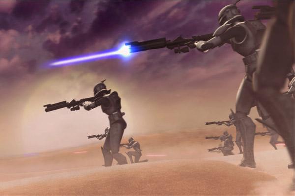 Star Wars: The Clone Wars : Photo Dave Filoni