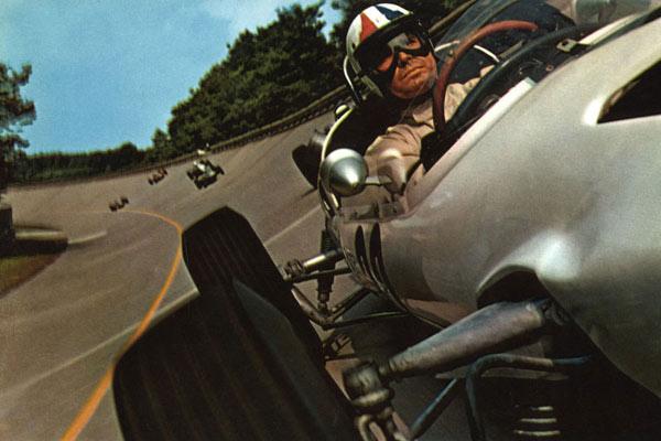 Grand Prix : Photo John Frankenheimer