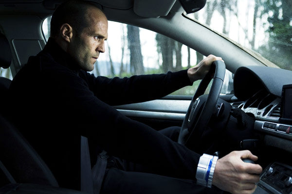 Le Transporteur III : Photo Jason Statham