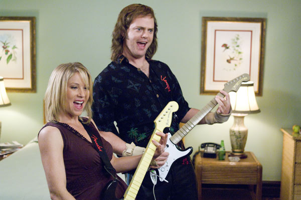 The Rocker : Photo Christina Applegate, Rainn Wilson