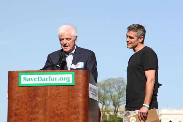 Darfour : du sable et des larmes : Photo George Clooney, Paul Freedman