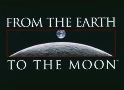 De la Terre à la lune : Affiche