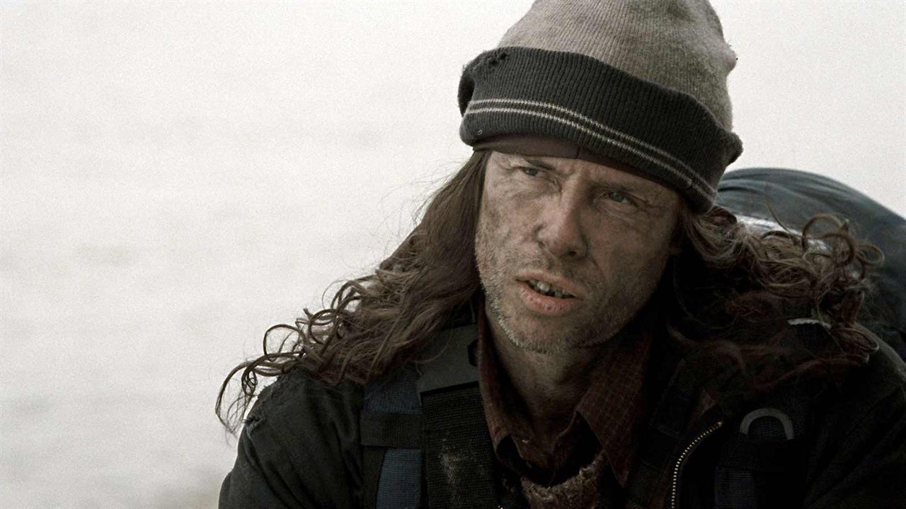 La Route : photo Guy Pearce, John Hillcoat