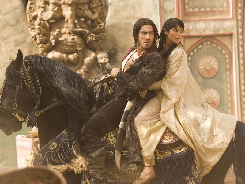 Prince of Persia : les sables du temps : Photo Gemma Arterton, Jake Gyllenhaal