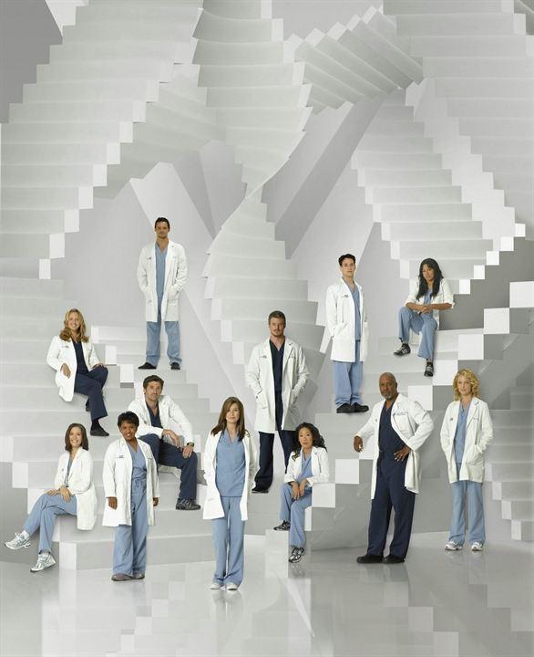 Grey's Anatomy : Photo Brooke Smith, Chandra Wilson, Chyler Leigh, Ellen Pompeo, Eric Dane