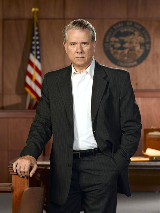 McBride : Photo John Larroquette