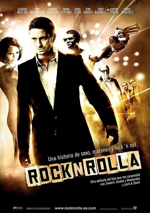 RockNRolla : Affiche