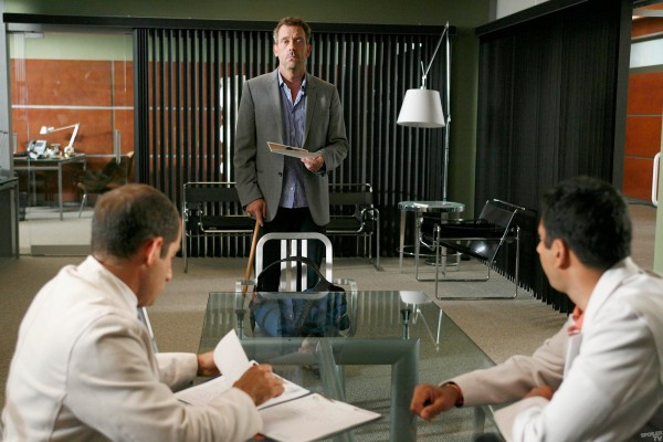 Dr House : Photo Hugh Laurie, Kal Penn, Peter Jacobson