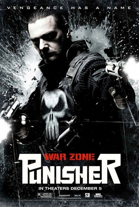 The Punisher - Zone de guerre : Affiche Lexi Alexander, Ray Stevenson