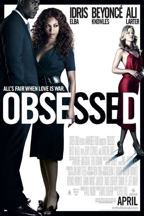 Obsessed : Affiche Steve Shill
