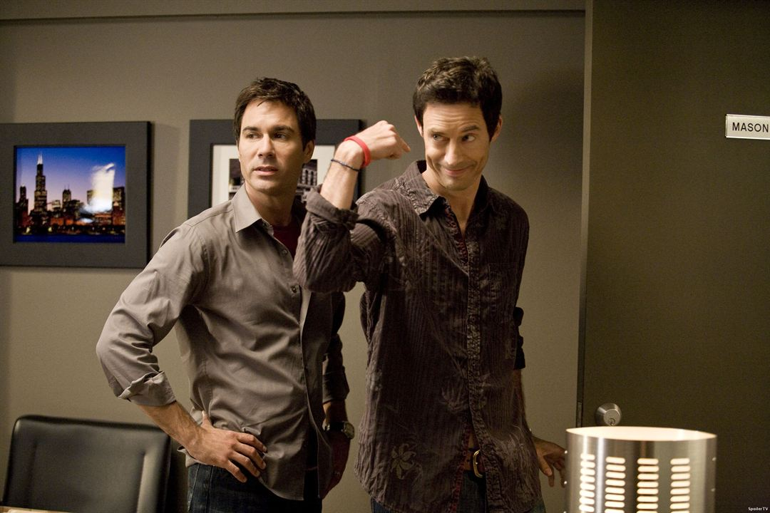 Trust Me : Photo Eric McCormack, Tom Cavanagh