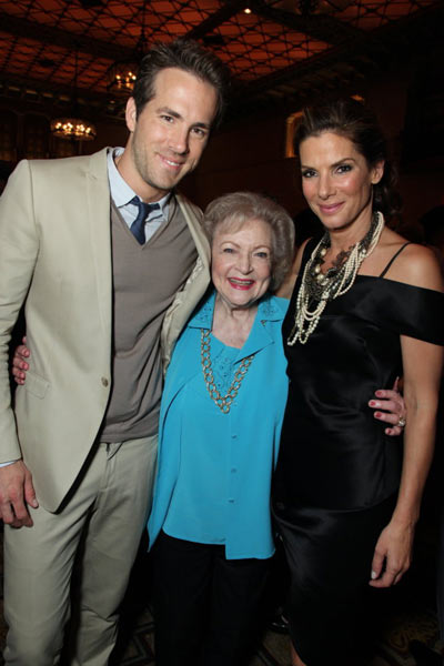 La Proposition : Photo Anne Fletcher, Betty White, Ryan Reynolds, Sandra Bullock