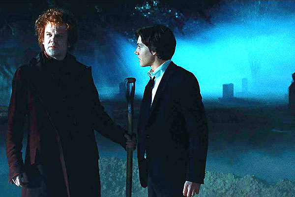 L'Assistant du vampire : Photo Chris Massoglia, John C. Reilly