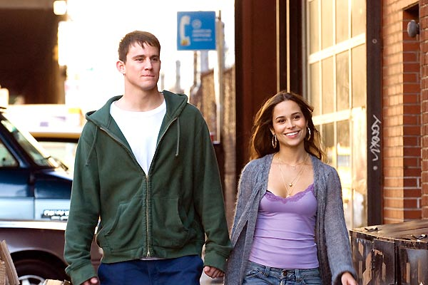 Fighting : Photo Channing Tatum, Zulay Henao