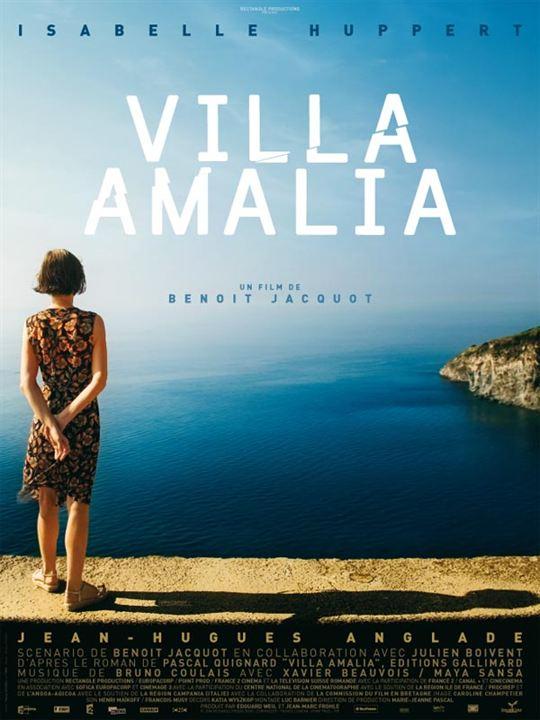 Villa Amalia : Affiche Benoît Jacquot, Isabelle Huppert