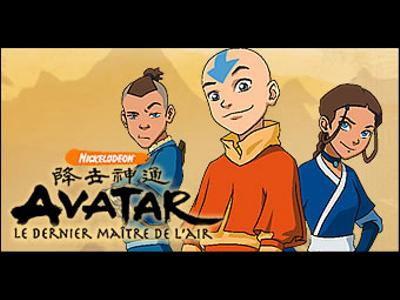 Avatar, le Dernier Maître de l'Air : Affiche