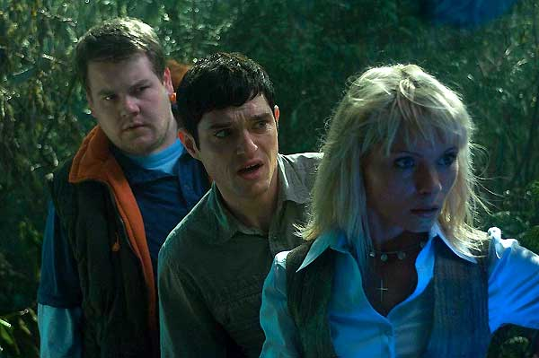 Lesbian Vampire Killers : Photo James Corden, Mathew Horne, Myanna Buring, Phil Claydon