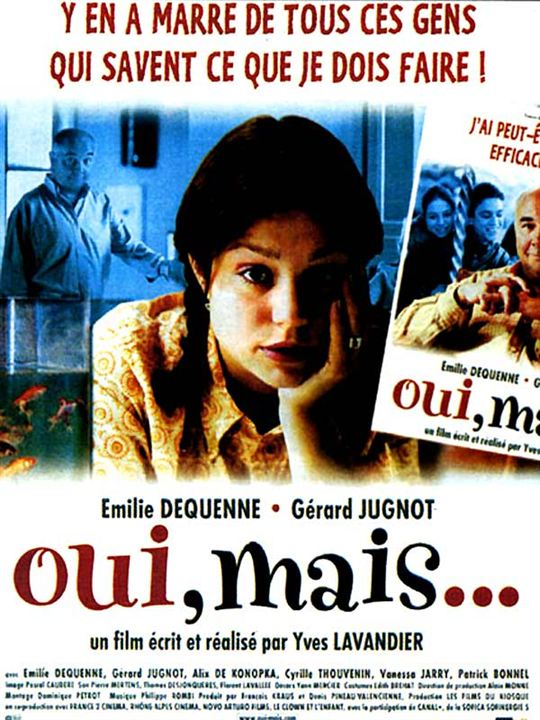 Poster du film Oui, mais... en streaming VF
