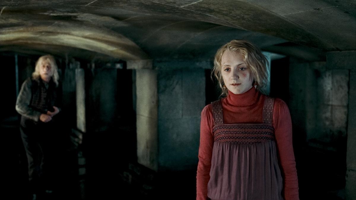 Harry Potter et les reliques de la mort - partie 1 : Photo Evanna Lynch