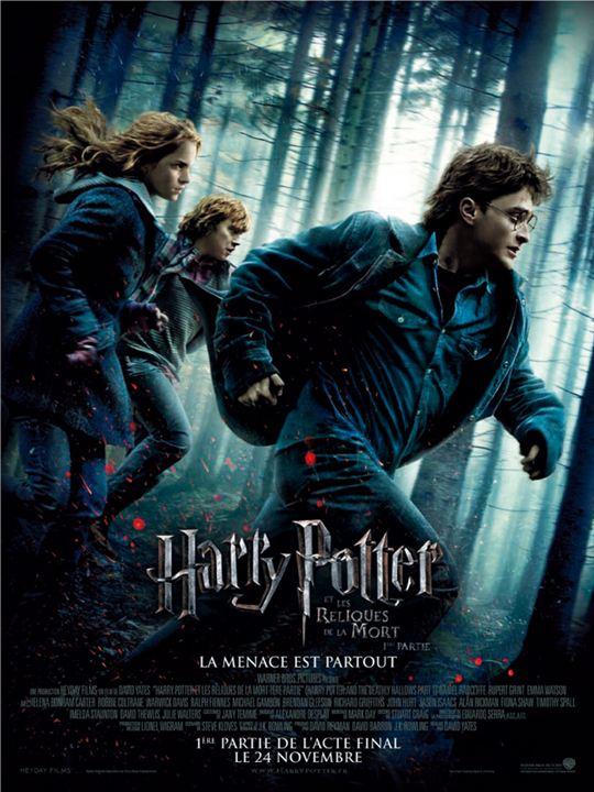 Harry Potter et les reliques de la mort - partie 1 : Affiche
