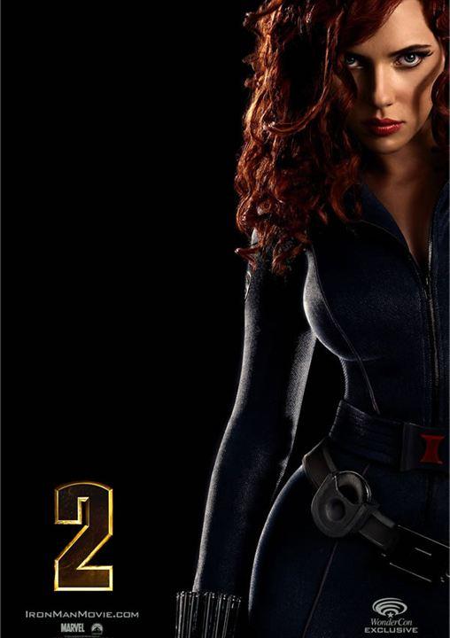 Iron Man 2 : Affiche
