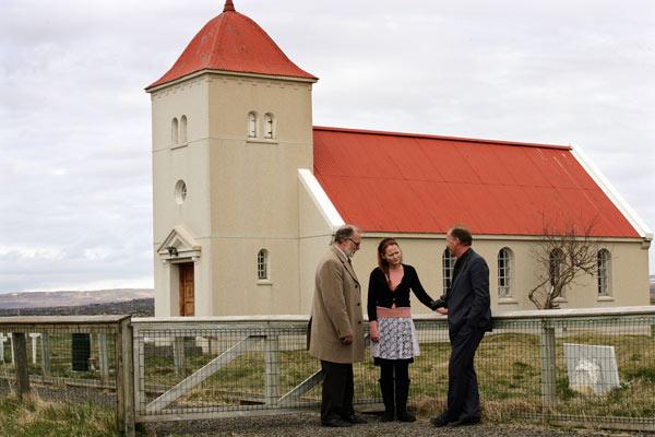 Mariage à l'Islandaise : Photo Ágústa Eva Erlendsdóttir, Valdis Oskarsdottir