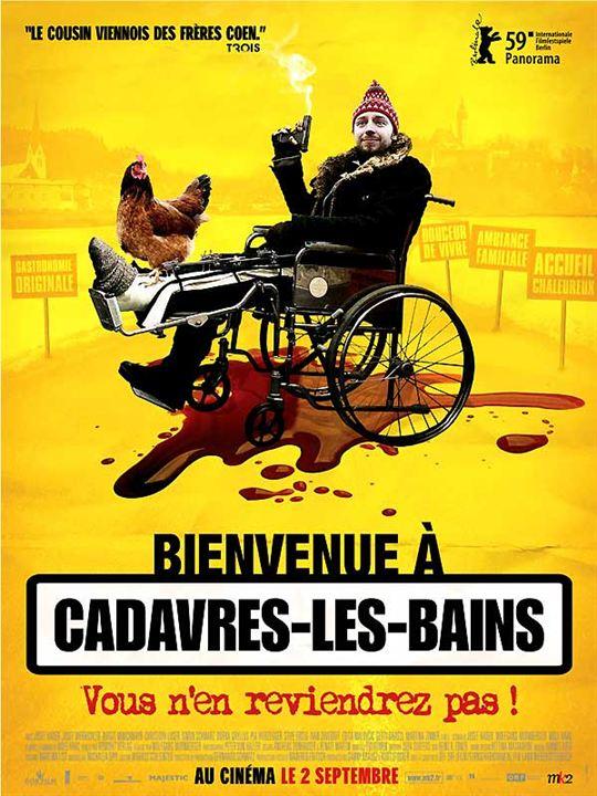 Bienvenue à Cadavres-Les-Bains : Affiche Wolfgang Murnberger