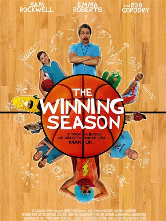 The Winning Season : Affiche