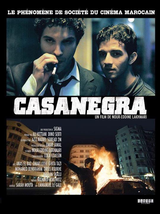 Casanegra : affiche Nour Eddine Lakhmari