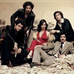Romanzo Criminale, la série : Affiche
