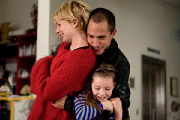 Love Away : Photo Gael García Bernal, Lukas Moodysson, Michelle Williams, Sophie Nyweide