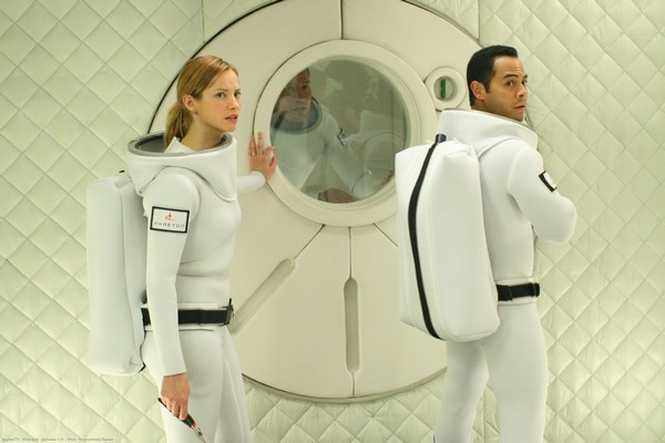 Virtuality : Photo Jose Pablo Cantillo, Sienna Guillory