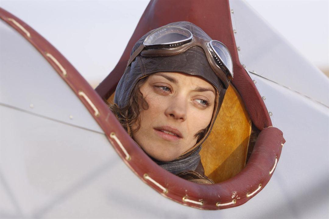 Le dernier vol : Photo Marion Cotillard