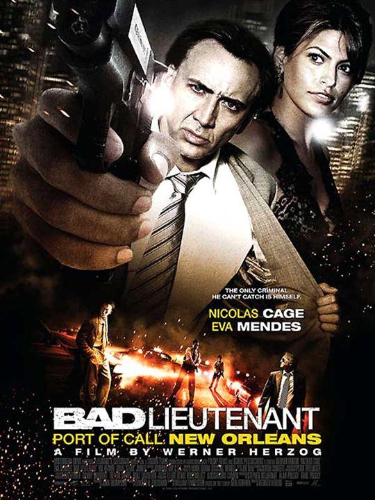 Bad Lieutenant : Escale à la Nouvelle-Orléans : Affiche Werner Herzog