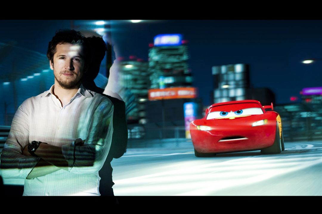 Cars 2 : Photo Guillaume Canet