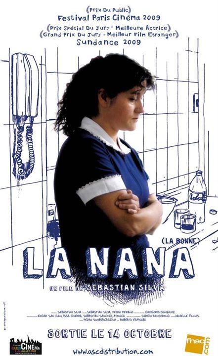 La Nana (la bonne) : Affiche Sebastián Silva