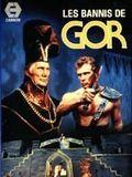 Bannis de Gor : Affiche